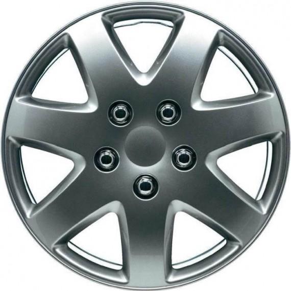 Neumáticos y tapacubos Hubcap-michigan-gun-metal-r13
