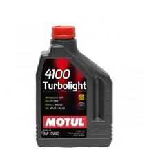 Aceite de motor 10w40 para coches MOTUL DIESEL