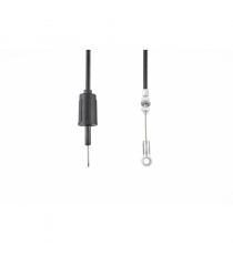 CABLE ACELERADOR MICROCAR MC1,MC2 con motor yanmar