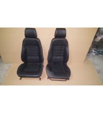 Par de asientos de cuero Ligier de segunda mano XTOO , XTOO R , XTOO RS , IXO , JS 50