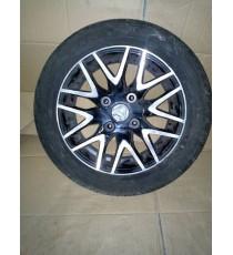 Alu Aixam City usado, crossover, crossline con neumáticos 155/65/R14