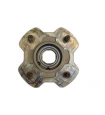 Buje de rueda trasera Microcar MGO 1, LINE IXO (distancia entre ejes 115 mm)