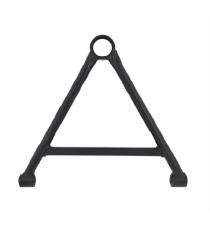 Triángulo de suspensión Ligier xtoo S, xtoo R, xtoo RS, Optimax, Microcar Cargo (cuna de acero)