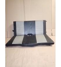 Asiento trasero Microcar Mgo 1, 2 utilizado para vsp 4 asientos